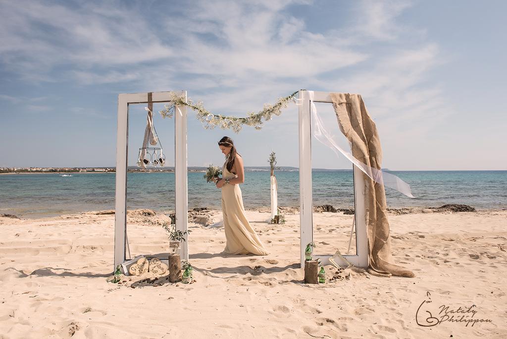 профессиональный свадебный фотограф на Кипре Ларнака